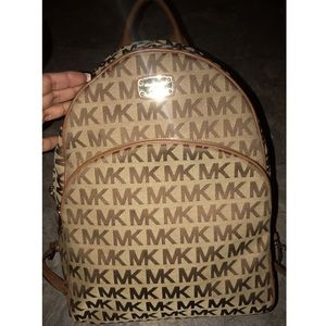 Authentic Michael Kors Travel Backpack